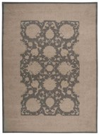 KATHY IRELAND ROYAL SERENITY HYDE PARK SLATE AREA RUG BY NOURISON