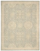 KATHY IRELAND ROYAL SERENITY ST. JAMES CLOUD AREA RUG BY NOURISON