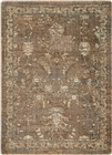Nourison Silk Elements Cocoa Area Rug