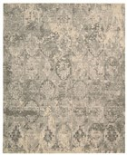 NOURISON SILK ELEMENTS MUSHROOM AREA RUG