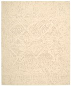 NOURISON SILK ELEMENTS NATURAL AREA RUG