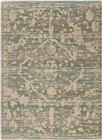 Nourison Silk Elements Azure Area Rug