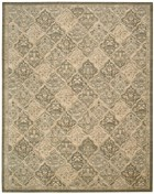 NOURISON SILKEN ALLURE MULTICOLOR AREA RUG
