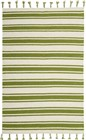 Nourison Solano Ivory/Green Area Rug