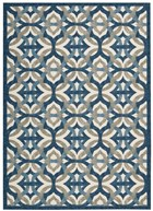 WAVERLY SUN & SHADE TIPTON CELESTIAL AREA RUG BY NOURISON