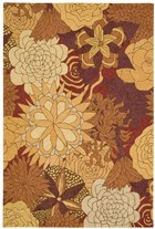 NOURISON SOUTH BEACH SPICE AREA RUG