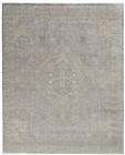 Nourison Silken Weave Indoor Only Grey-Beige Rug SLW02