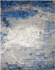 Nourison Twilight Blue/Grey Area Rug