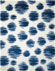 Nourison Twilight Ivory Blue Area Rug