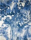 Nourison Twilight Blue/Ivory Area Rug