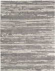 Nourison Textured Contemporary Grey Rug TEC02