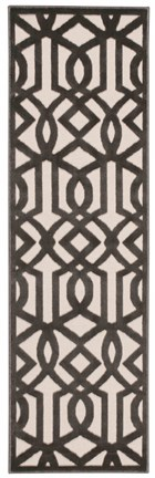NOURISON ULTIMA IVORY GREY AREA RUG