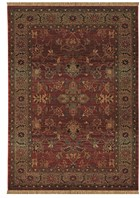 Oriental Weavers Kharma 836C4 Red RUG