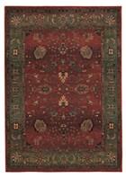 Oriental Weavers Kharma 807C4 Red RUG