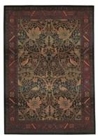 Oriental Weavers Kharma 470X4 Red RUG