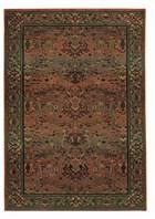 Oriental Weavers Kharma 465J4 Green RUG