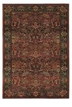 Oriental Weavers Kharma 465R4 Red RUG