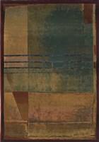 Oriental Weavers Kharma II 890X4 Red RUG