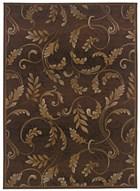 Oriental Weavers Genesis 003X1 Brown RUG
