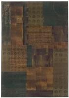 Oriental Weavers Kharma II 703X4 Blue RUG
