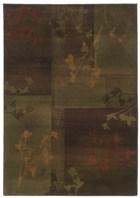 Oriental Weavers Kharma II 1048D Purple RUG