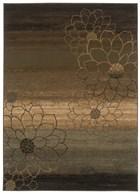 Oriental Weavers Hudson 074A1 Brown RUG