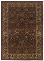 Oriental Weavers Kharma 332C4 Red RUG