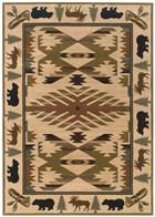 Oriental Weavers Hudson 1072A Ivory RUG