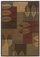 Oriental Weavers Tybee 2360R Brown RUG