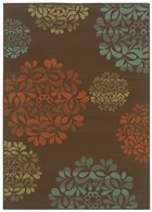 Oriental Weavers Montego 2635N Brown RUG