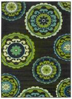 Oriental Weavers Caspian 859D6 Brown RUG