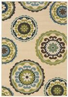 Oriental Weavers Caspian 859J6 Ivory RUG