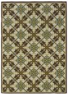 Oriental Weavers Caspian 1005D Brown RUG