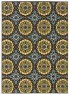 Oriental Weavers Caspian 8328L Blue RUG