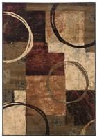 Oriental Weavers Hudson 2544B Brown RUG