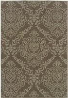 Oriental Weavers Bali 8424P Grey RUG