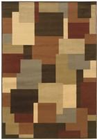Oriental Weavers Darcy 2065D Brown RUG