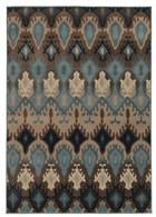 Oriental Weavers Adrienne 4633A Blue RUG
