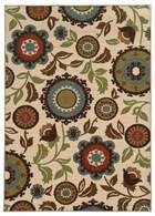 Oriental Weavers Arabella 41888 Ivory RUG