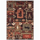 Oriental Weavers Woodlands Casual Rug 9601D