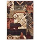 Oriental Weavers Woodlands Casual Rug 9649A