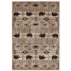 Oriental Weavers Woodlands Casual Rug 9651A