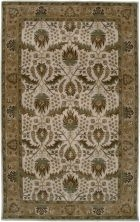 RIZZY BENTLEY BL2626 IVORY/TAN RUG
