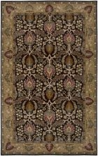 RIZZY BENTLEY BL2627 BROWN RUG
