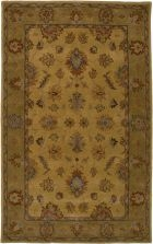 RIZZY BENTLEY BL2631 LIGHT GOLD/BROWN RUG