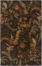 RIZZY BENTLEY BL2681 BROWN RUG