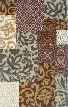 RIZZY BENTLEY BL3139 BEIGE RUG