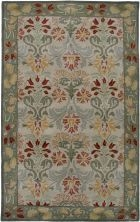 RIZZY CENTURY CY2678 BEIGE/GREEN RUG