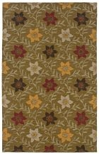 RIZZY COUNTRY CT0916 Dark Gold RUG