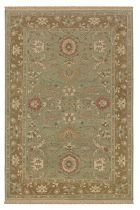 RIZZY ELEGANCE EL0053 Light Green  RUG